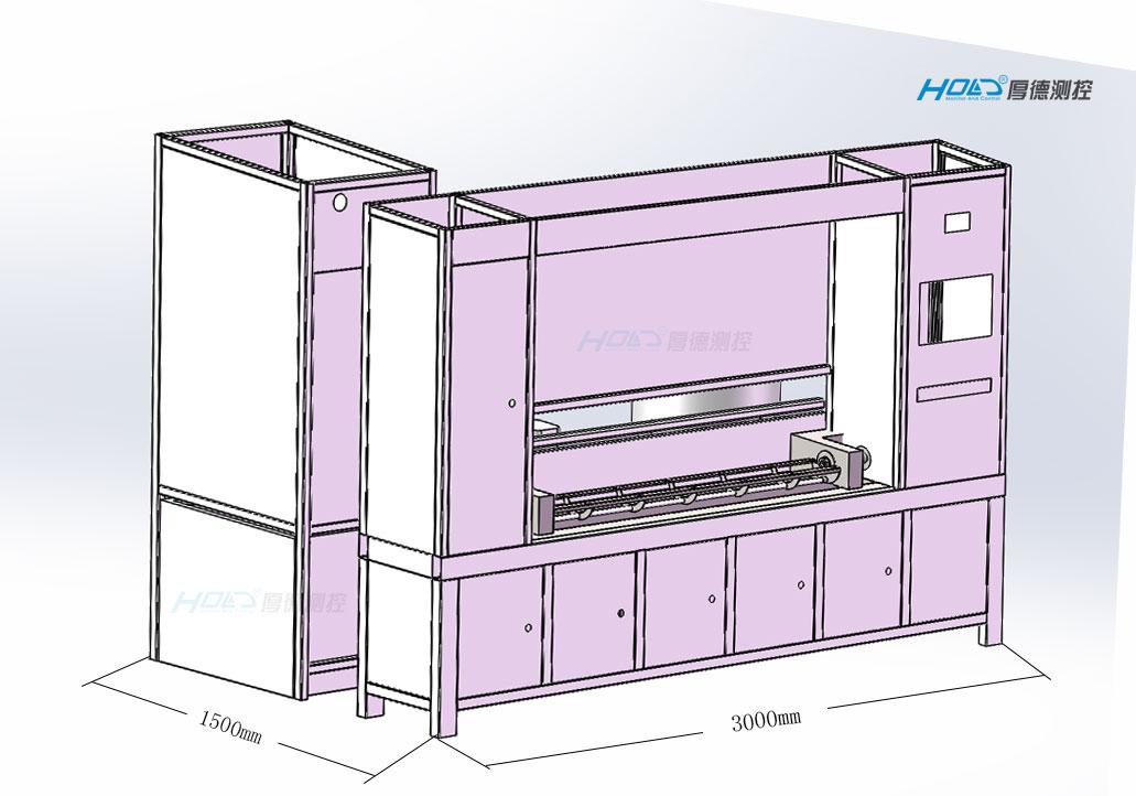 自动化水表检定装置图纸